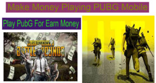 5 Ways to Make Money Playing PUBG Mobile