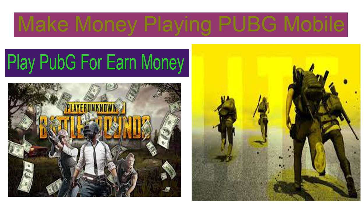 5 Ways to Make Money Playing PUBG Mobile